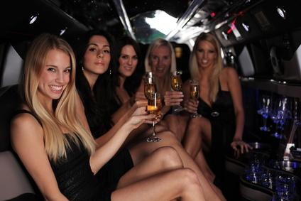 Bachelor or Bachelorette Limousine Services