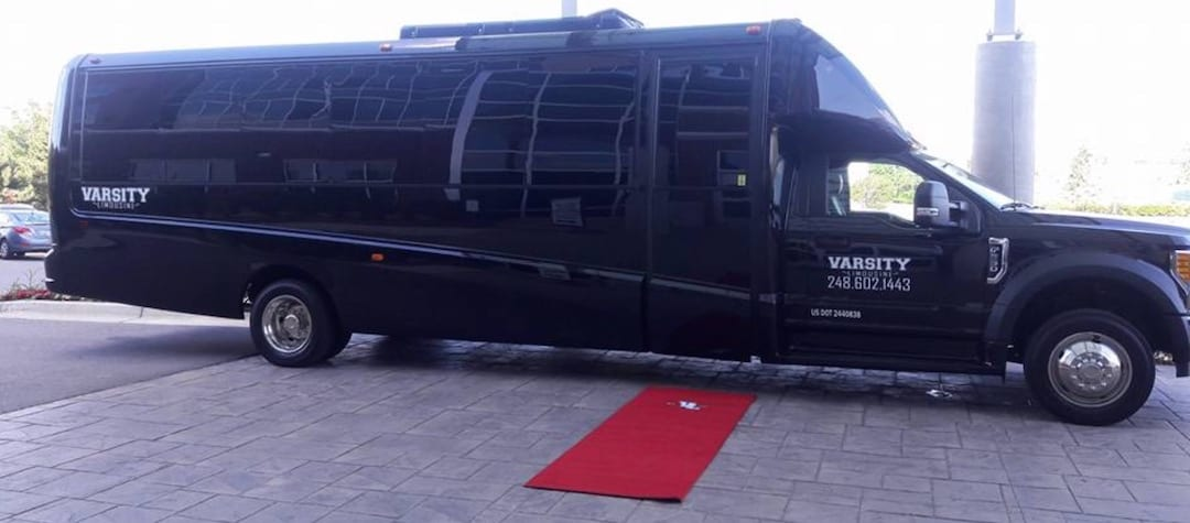 Party Bus Rental and Limousine Service | VARSITY Limousine Service