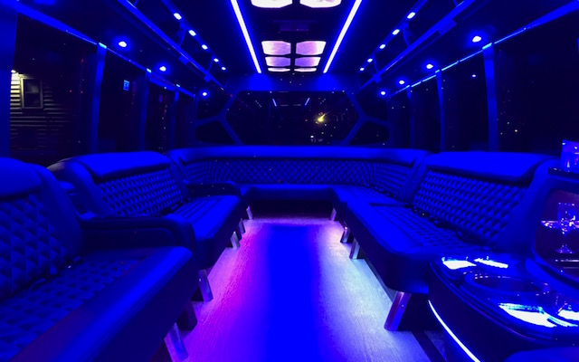 Party Bus Rentals for Thanksgiving Eve