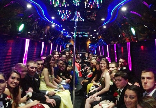 Prom Limo and Party Bus Rentals- Book it Early!