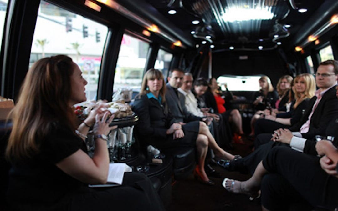 Corporate Event Transportation Services – 1st Class Luxury Outings
