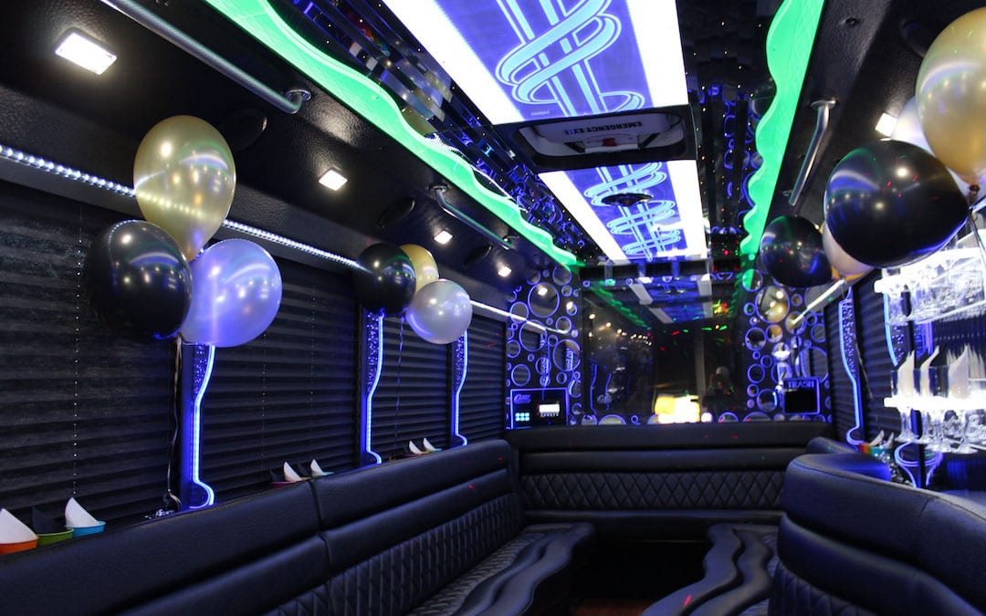 Birthday Party Bus Rental for that Special Day